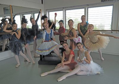 "The cast of ""Snow White, The Ballet"" is shown. The West Hawaii Dance Theatre and Academy production comes to Kahilu Theatre May 30. (Charlotte Kim/Special to West Hawaii Today)"