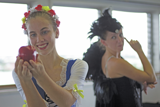 """Snow White Ballet"" Takes the Stage…"